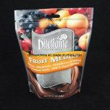 Delishの食品包装のジッパー袋か食品包装はZippe袋か透過食品包装袋を立てる