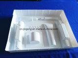 Het Dienblad van de Blaar van pvc voor de Producten van de Zorg van de Huid Geplaatst het Plastic Dienblad Van uitstekende kwaliteit van de Blaar voor de Kosmetische Reeks van het Product