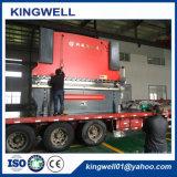 machine à cintrer de tôle d'acier de commande numérique par ordinateur de 400t/3200mm Wc67y, frein de presse hydraulique, matériels de dépliement automatiques (WC67Y-400TX3200)
