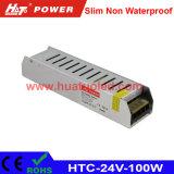 Stromversorgung der konstanten Spannungs-24V-100W dünne nicht wasserdichte LED