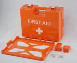 上の販売のプラスチック救急箱の防水救急処置のケース中国製