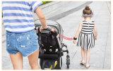 아이 반대로 분실된 안전 손목 링크 하네스 결박 밧줄 가죽끈 유아, 아이를 위한 걷는 손 벨트