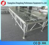 Leistungs-Geräten-Glasstadium bauen Stadium zusammen