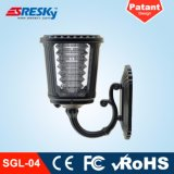 Nécessaire solaire d'intérieur lumineux superbe IP65 d'éclairage LED pour le mur