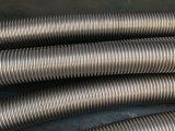 波形の軟らかな金属のホース