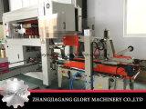 Montador automático del cartón de embalaje sellado de la máquina