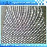 Erweitertes Platten-Ineinander greifen verwendet im Gleis