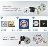 Quadratisches 001 Druckanzeiger-Druck Gas oder Liqulid