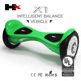 Motorino d'equilibratura di auto delle rotelle di UL2272 Hoverboard due