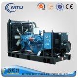 jogo de gerador elétrico Diesel silencioso de Genset do jogo de gerador 300kw com tipo do MTU