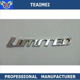 Эмблема значка письма автомобиля логоса автомобиля высокого качества 3D изготовленный на заказ