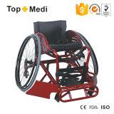 رياضات طبّيّ ألومنيوم كرسيّ ذو عجلات لأنّ [روغبي] هجوم