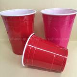 فنجان مستهلكة بلاستيكيّة لأنّ باردة يشرب [فكتوري بريس]