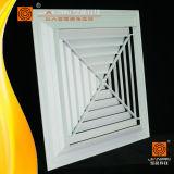 Difusor ajustável do quadrado do teto do difusor do duto de ar da ATAC