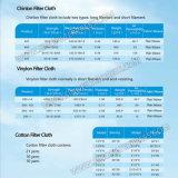 Diversas telas de filtro Modelo para la Industria Uso