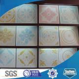 Tuiles décoratives acoustiques de plafond de gypse de Grg