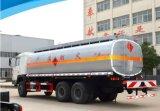 De Tankwagen van de Brandstof van Shacman 6X4 22000L, de Leverancier van de Vrachtwagen van de Tanker