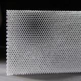 Folha de favo de mel de PC transparente alta (PC8.0)
