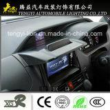 Parasol anti-éblouissant de navigation de véhicule pour Toyota Alphard 10 20 séries