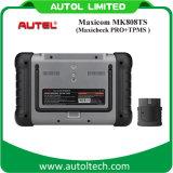 Control original/Sas/TPMS Maxicheck FAVORABLE Maxicom Mk808ts de Autel Maxicom Mk808ts Epb/ABS/SRS/Climate de la herramienta de diagnóstico del único agente