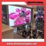 Colore completo dell'interno pH2 che fa pubblicità alla parete del video del LED