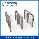 Puerta automática de la barrera del lector de tarjetas de RFID para el sistema de control de la entrada