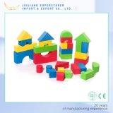 Diverso diseño más popular los bloques huecos coloridos/el bloque de madera en China