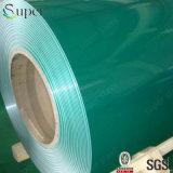 PPGI/Prepainted principal a galvanisé l'acier de toiture/bobine en acier galvanisée peinte