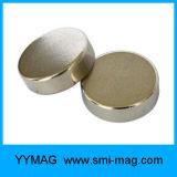 De sterke N35 Magneten NdFeB van de Magneet van het Neodymium Gevormde Schijf voor Verkoop