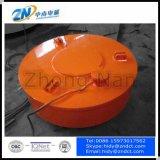 Separador eletromagnético Mc03-80L da mineração do ferro redondo