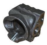 Pezzo fuso del metallo della lega dei pezzi meccanici di CNC dell'OEM