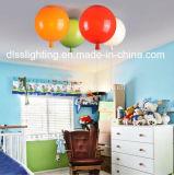 Indicatore luminoso di soffitto variopinto acrilico dell'aerostato di memoria moderna creativa per la stanza del bambino