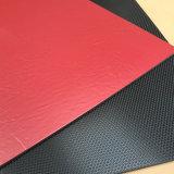 """Le vinyle de PVC gravé en relief par ardoise étendent lâchement le carrelage/plancher libre de configuration (18 """" X18 """" /36 """" X36 '')"""