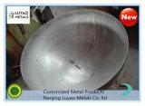 Kundenspezifisches hohe Präzisions-spinnendes Metall, das Teile stempelt