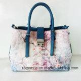 Signora d'avanguardia calda Gradient Color PU Handbags (NMDK-060203) di disegno