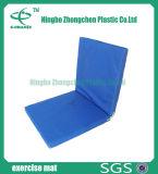 Couvre-tapis en caoutchouc de plancher de forme physique de gymnastique d'étage de couvre-tapis de gymnastique de gymnastique non-toxique antidérapage de couvre-tapis