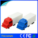Promocional Gift Custom PVC Truck Shape USB Flash Drive