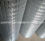 L'elettro gabbia tuffata calda ha galvanizzato la rete metallica saldata