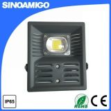 CEとダチップ50W LED投光器の新技術