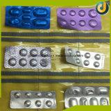 Film rigide de PVC des prix bon marché pour le film plastique de bourrage médical de PVC de Thermoforming