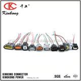 Автомобильная монтажная схема отрезка провода/проводка кабелей
