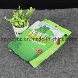 Sgs-genehmigtes und seitliches Stützblech-verpackenbeutel für Imbiss-Mutteren-Nahrung