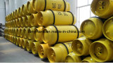 Bombola per gas saldata esportatrice oltremare