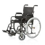 Manual de aço, Quick-Release, cadeira de rodas, (YJ-008)