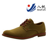 Classice PU Suede Upper Men Dress Shoes