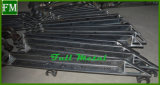 Jk 4 문 지프를 위한 새로운 잎 로커 슬라이더 회피 강철