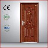 Gute Glanz-Eingangs-Metalltür mit Qualität