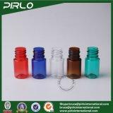 5ml多彩なペット点滴器のびん、目薬の容器のびんのねじれの帽子、Eliquidのプラスチック点滴器のびん