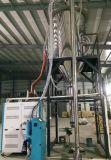 플라스틱 과립 수지를 위한 열기 호퍼 건조기는 건조를 산탄