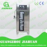 Lavoro industriale del generatore dell'ozono di trattamento delle acque con la scrematrice della proteina